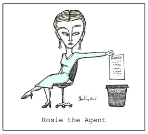 Blog Blast: Literary Agents' Advice for Writers