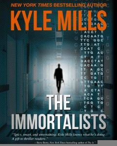 Author Interview: Kyle Mills