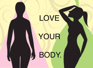 Body Image Myths and Walking the Walk