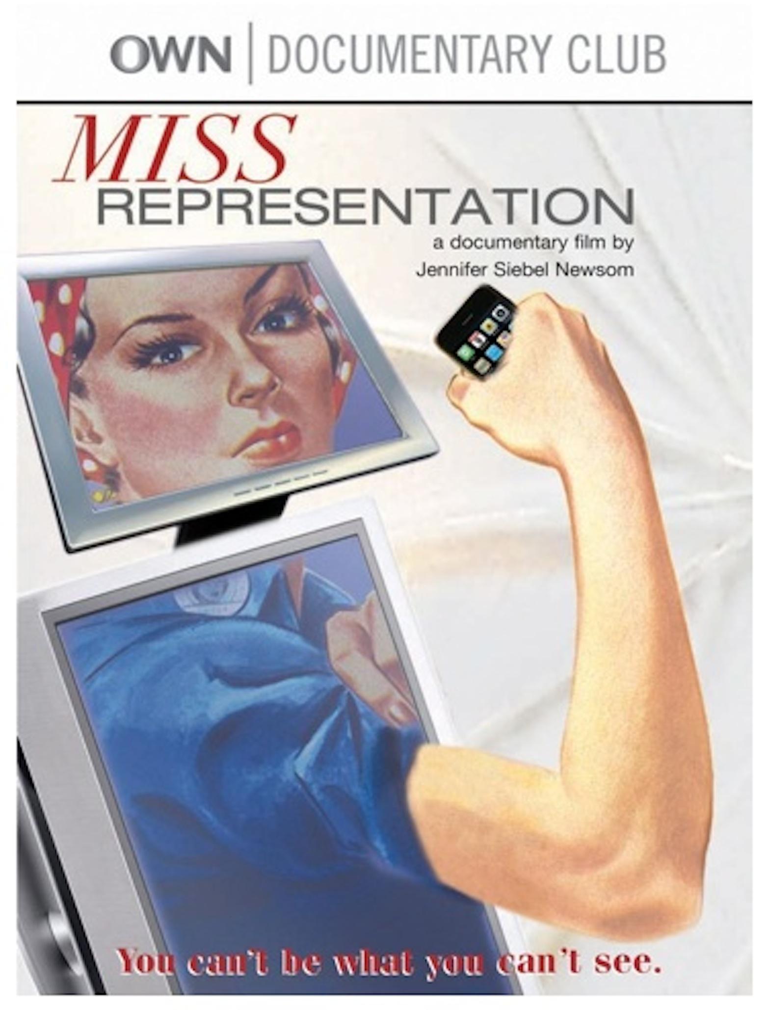 Miss Representation cover