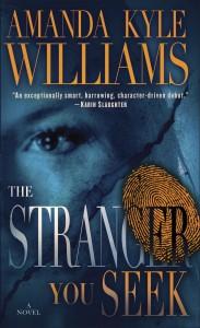 A Peek Inside 'Big 6' Author Life: Amanda Kyle Williams