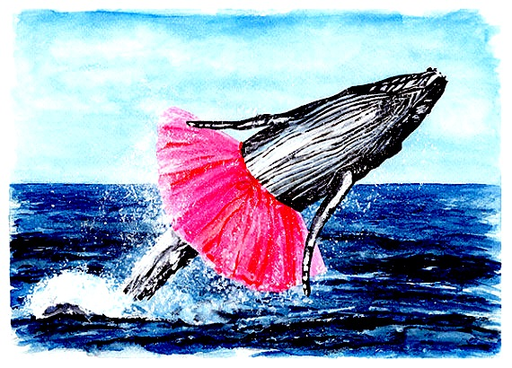 whale ballet