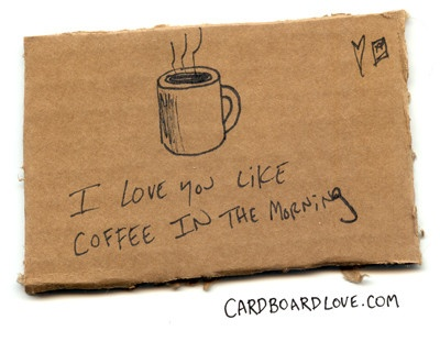 coffee or sex love