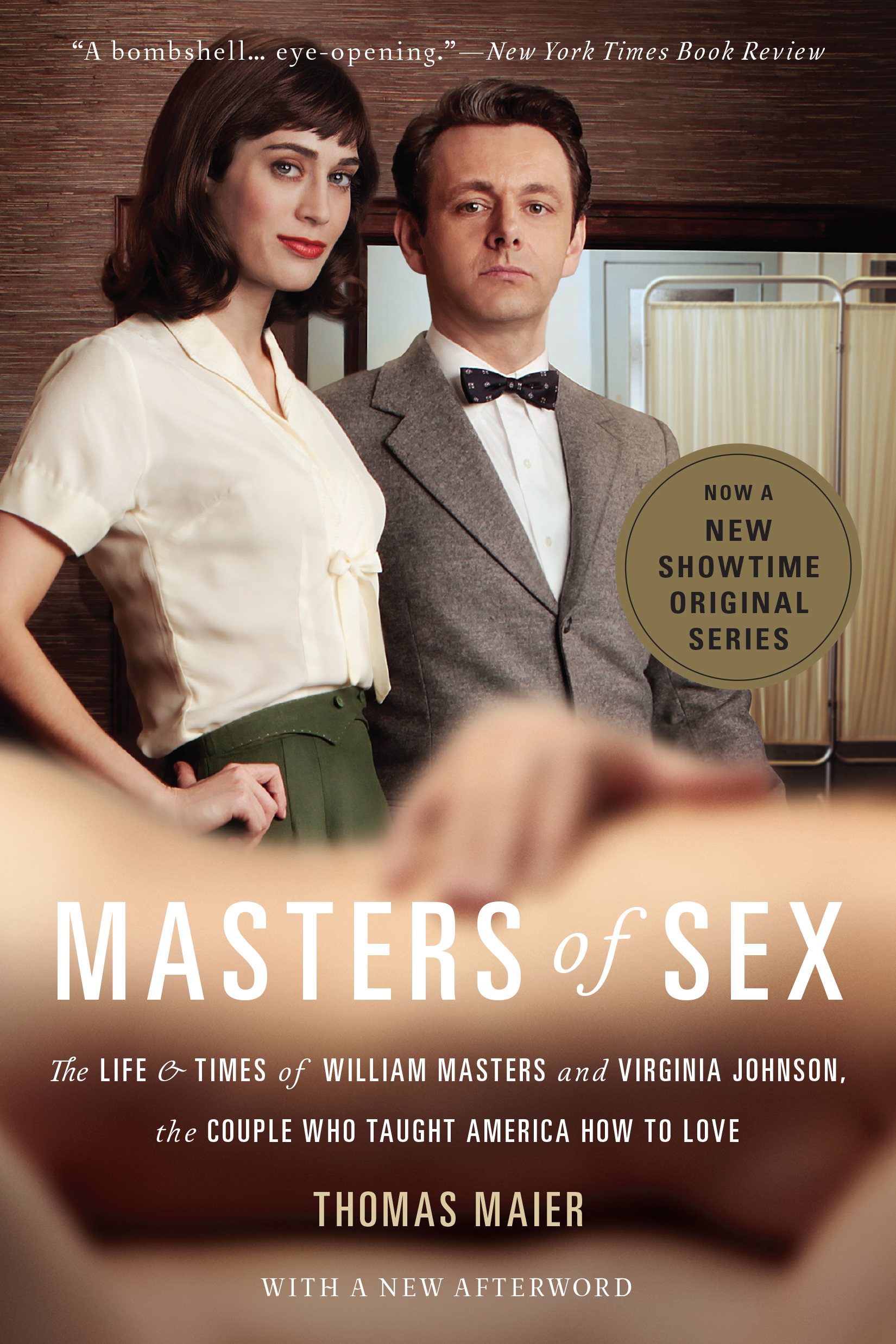 Book Cover of Showtime's %22Masters of Sex%22- Basic Books-Maier-2