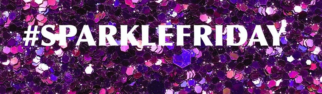 11 Purple Sparkle