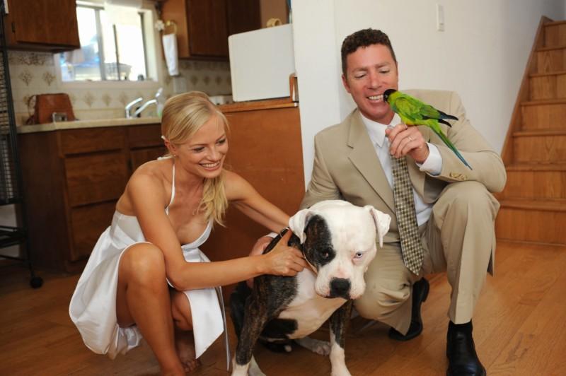 P wedding!