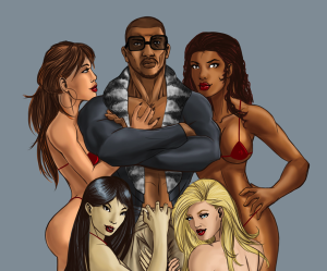 """Adult Film Adventures with Moe """"the Monster"""" Johnson"""