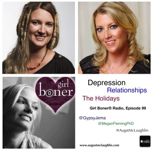 Depression, Relationships and the Holidays