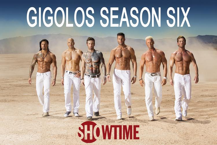 Gigolos Shirtless SHOWTIME