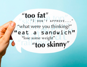 Already Precious: 12 Body-Shaming Remarks to Stop Saying