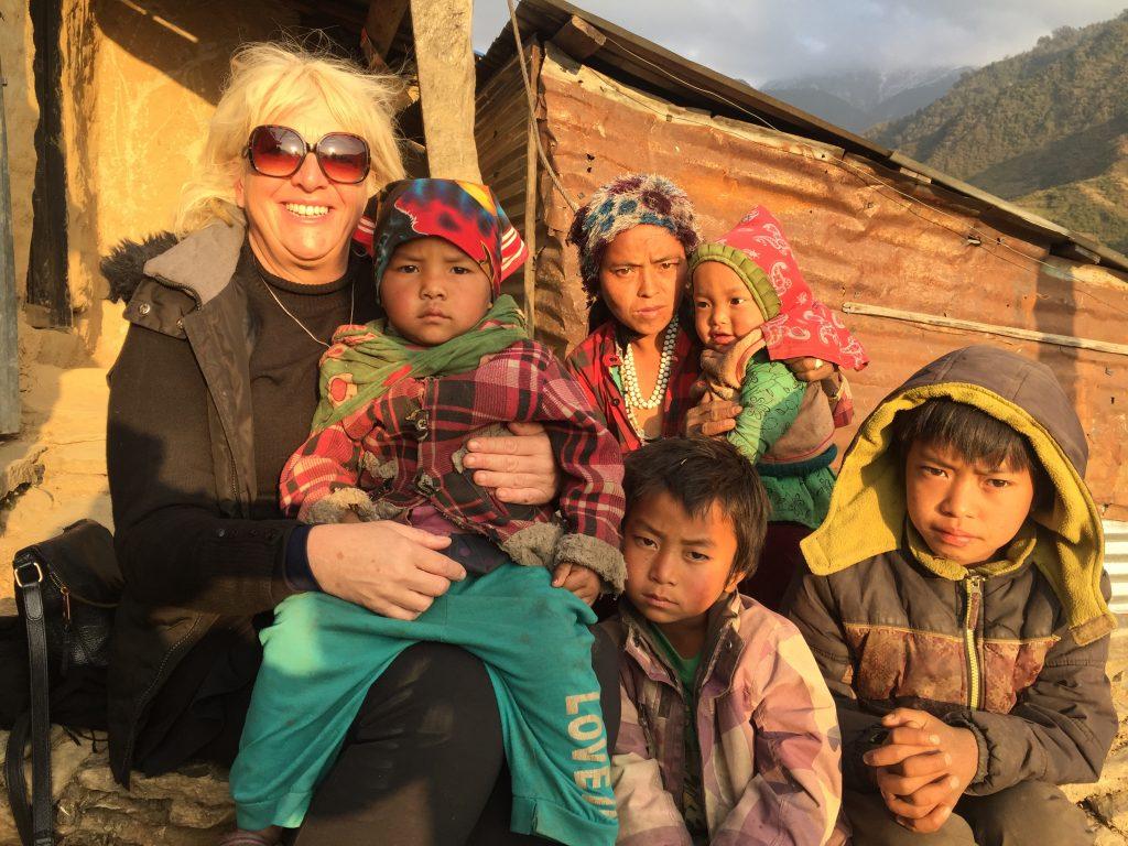 Linda Cruse Nepal