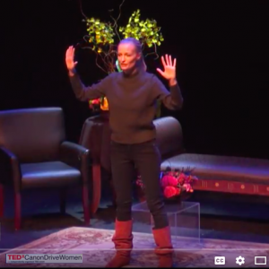 My TEDx Talk and Poor Body Image in Kids